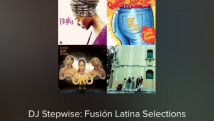 SPOTIFY PLAYLIST: FUSIÓN LATINA