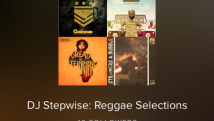 SPOTIFY PLAYLIST: REGGAE